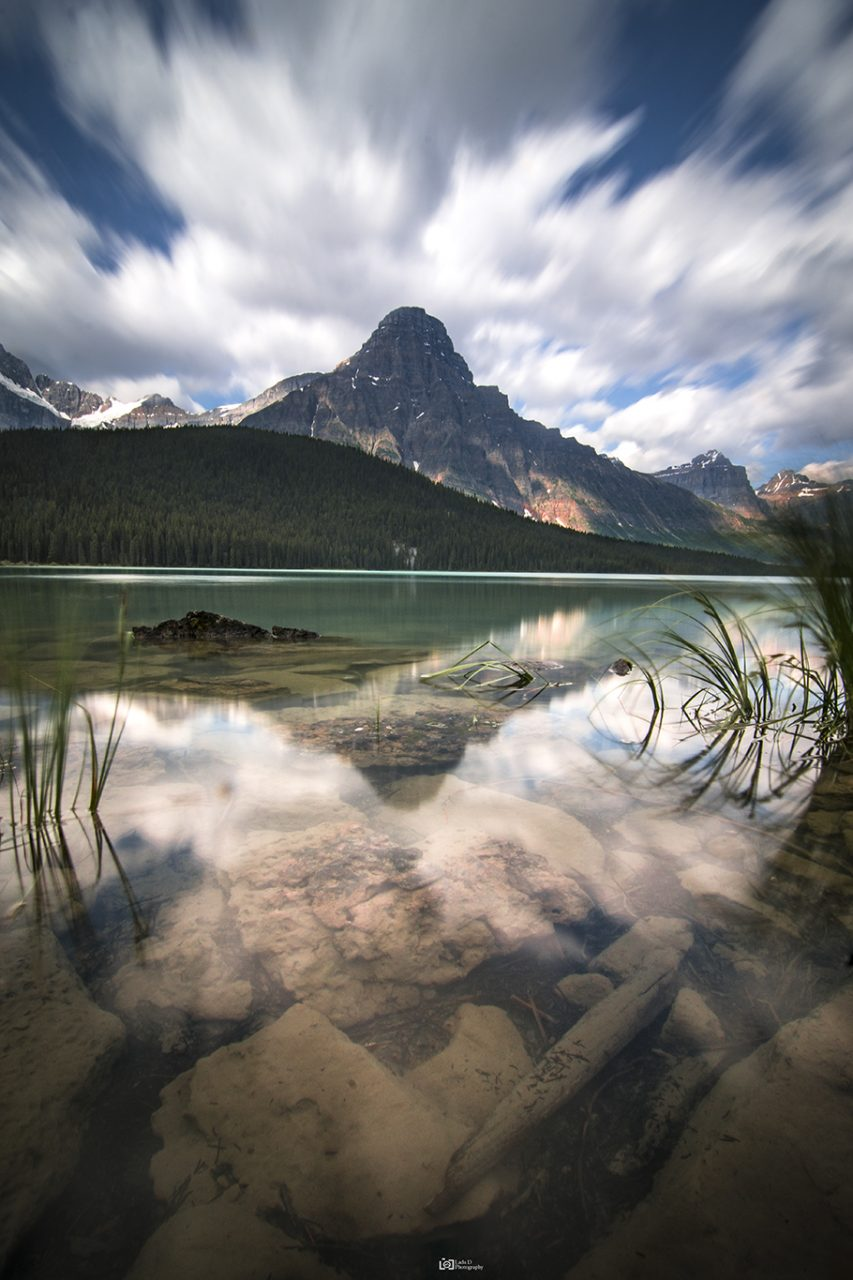 Mount Chephren - Banff National Park